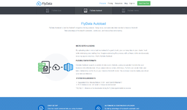 FlyData Autoload Cloud Integration (iPaaS) App