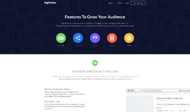 BigMarker Chat and Web Conferencing App