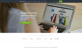 Campaign Monitor Email Marketing App