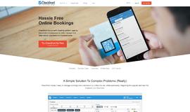 CheckFront Online Booking eCommerce App