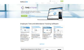 Replicon TimeAttend Time and Expense App