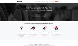 Kompyte Competitive Intelligence App