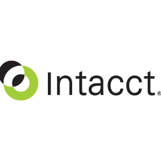 Intacct Accounting App