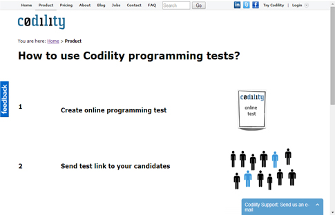 Codility | DiscoverCloud