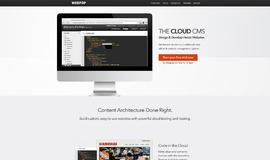 Webpop CMS App