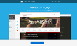 Cloud Cannon CMS App