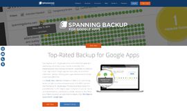 Spanning Backup and Restore App