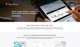 EchoSign E-Signature App