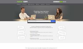 name.com Web Hosting App