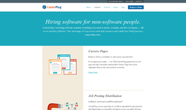 CareerPlug Applicant Tracking App