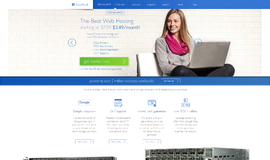 Bluehost Web Hosting App