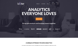 Looker Business Intelligence App