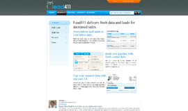 Lead411 Sales Intelligence App