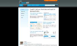Lead411 Sales Intelligence App