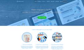 Venngage Infographics App