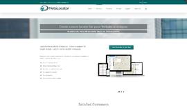 Store Locator CMS App