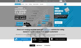 ZNetLive Web Hosting App
