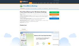CloudBerry Backup Backup and Restore App