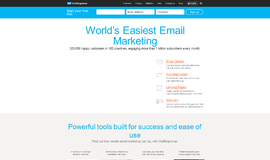 GetResponse Email Marketing App