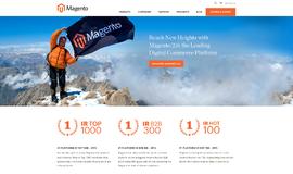Magento eCommerce App