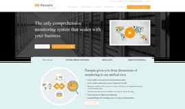 Panopta Web Monitoring App