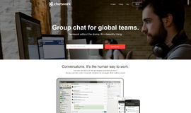 ChatWork Chat and Web Conferencing App