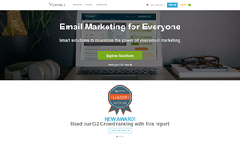 iContact Email Marketing App