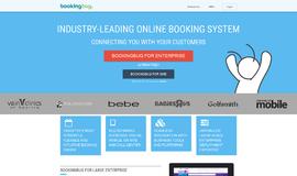 BookingBug Scheduling App