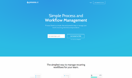 Process Street Knowledge Management App