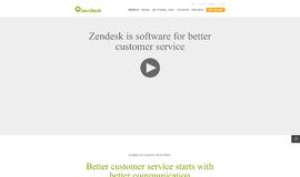 Zendesk Help Desk App