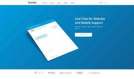 Userlike Live Chat App