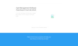 Flow Task Management App