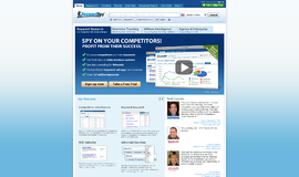 KeyWordSpy Competitive Intelligence App