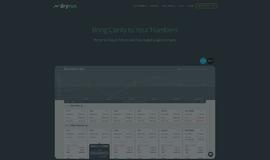 Dryrun Budgeting App
