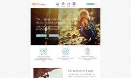 PicMonkey Graphic Design App