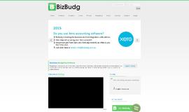 BizBudg Budgeting App