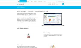 ActivePresenter Presentations App