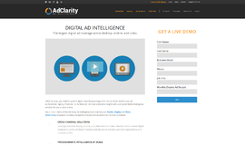 AdClarity Competitive Intelligence App