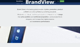 Brand View Competitive Intelligence App