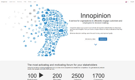 Innopinion Gamification and Loyalty App