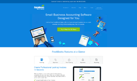 FreshBooks Accounting App