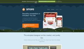 Smore Website and Blog App