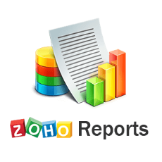 Zoho Reports Business Intelligence App