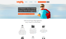 Insightly CRM App
