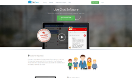 ClickDesk Live Chat App