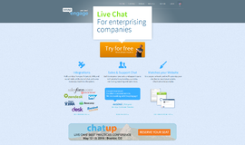 SnapEngage Live Chat App
