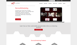 ServiceScheduling Sales Process Management App