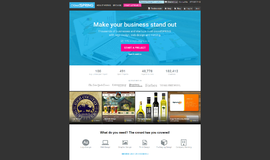 CrowdSpring Graphic Design App