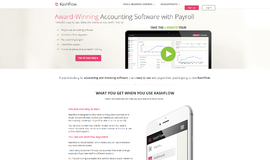 KashFlow Accounting App