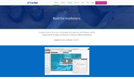 SnapApp Content Marketing App